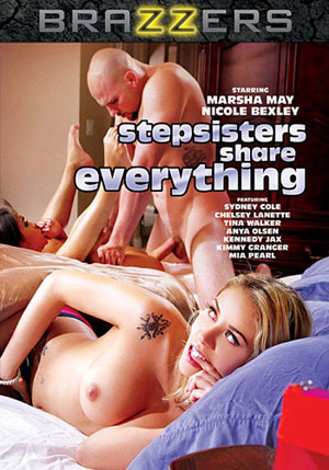 Stepsisters Share Everything