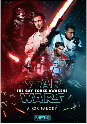 Star Wars The Gay Force Awakens: A XXX Parody