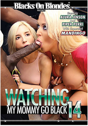 Watching Mommy Go Black 14