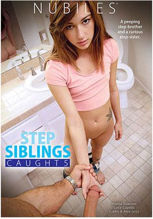 Step Siblings Caught 5