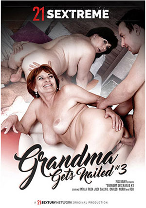 Grandma Gets Nailed 3