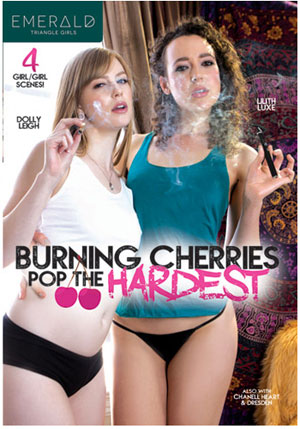 Burning Cherries Pop The Hardest