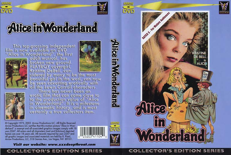Alice in Wonderland an Adult Musical Comedy Movie Review