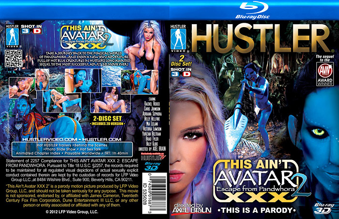 Adult movie review avatar 3d