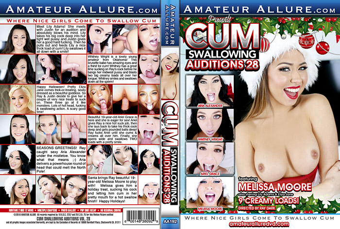Cum Swallowing Auditions 28 Adult Movie