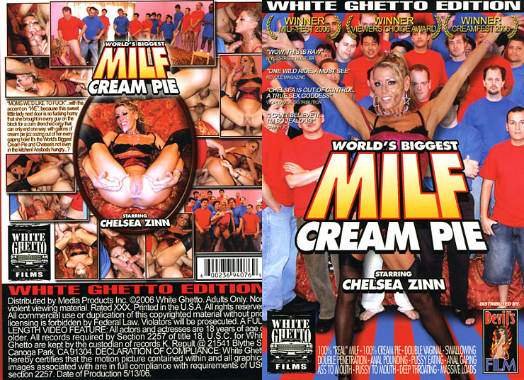 Worlds Biggest Milf Cream Pie 107