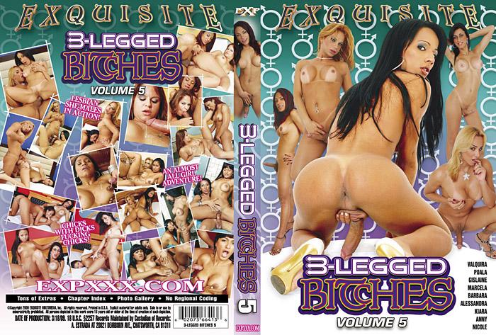 Resultado de imagem para 3-Legged Bitches 5
