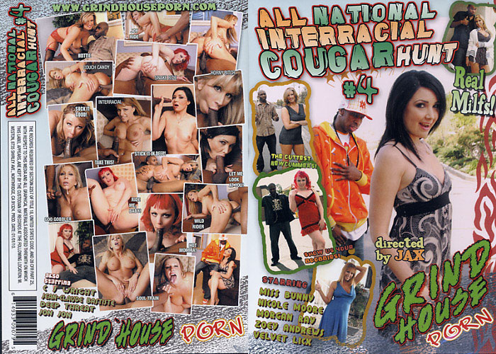 All national interracial cougar hunt 5