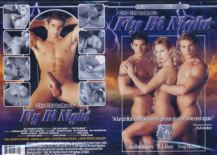 Fly bi night hd julian as jordan rivers first bisexual scene