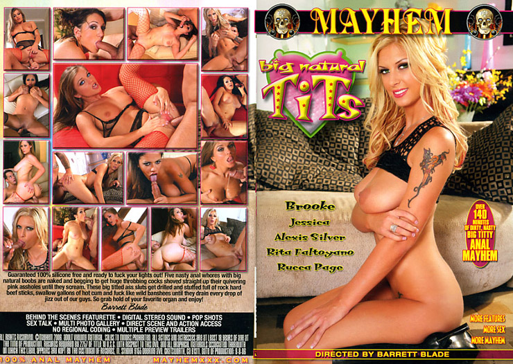 Big Natural Tits 1 - Mayhem Adult Movie