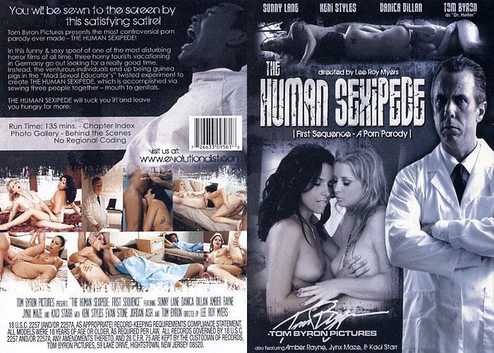 The human sexipede xxx jynx maze