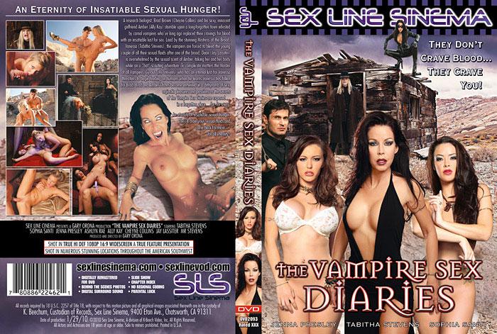 смотреть vampire sex diaries by sex line sinema