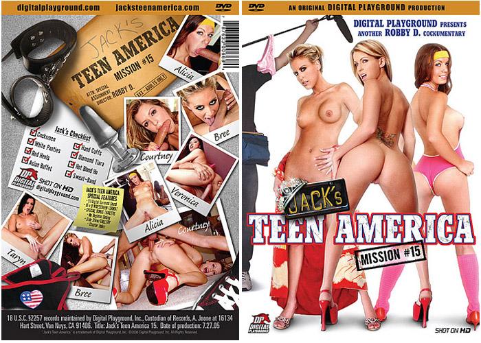 America 17 teen