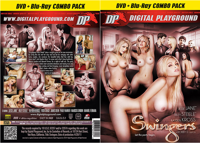 Swingers dvd sex movies