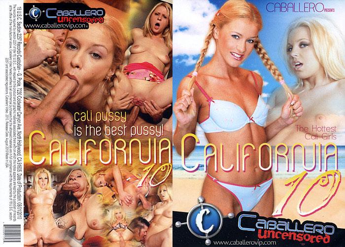 adult dvd california