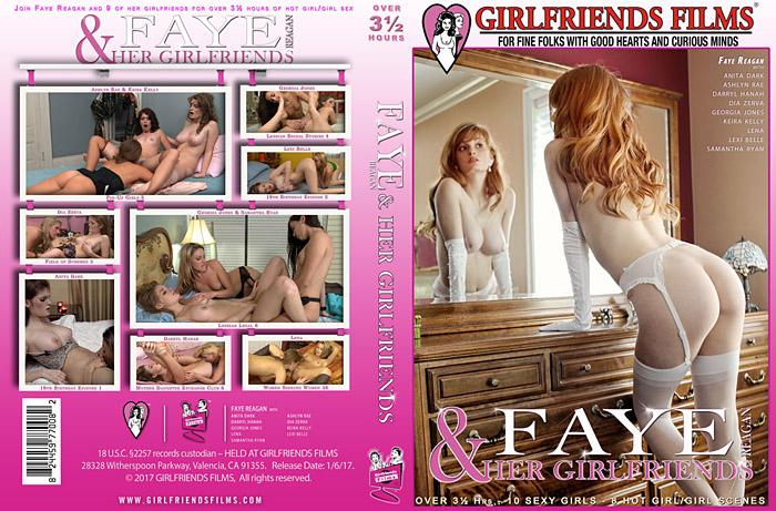 Faye Reagan & Her Girlfriends Adult Movie