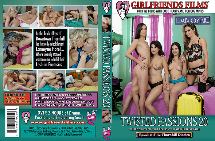 Twisted Passions 20 Adult Movie