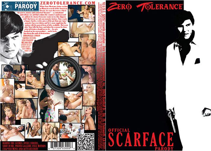 порнофильм official scarface parody