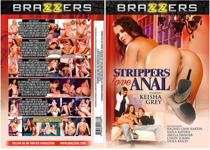 stripper anal