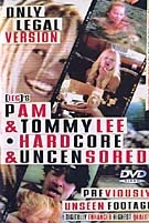 Pam & Tommy Lee Video