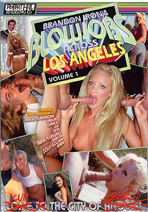 Blowjobs Across Los Angeles 1