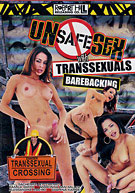 Unsafe Sex With Transsexuals Barebacking 1