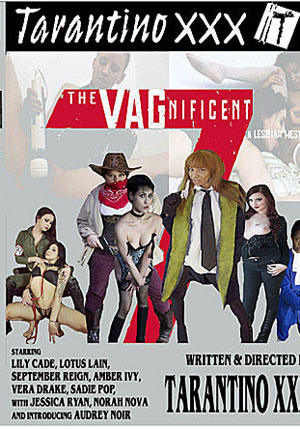 The Vagnificent 7: A Lesbian Western