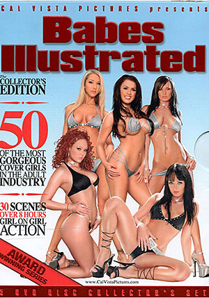 Babes Illustrated: The Collector's Edition (5 Disc Set)
