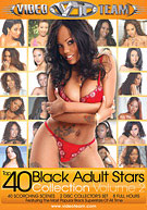 Top 40 Black Adult Stars Collection 2 (2 Disc Set)