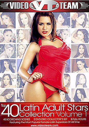 Top 40 Latin Adult Stars Collection 1 (2 Disc Set)