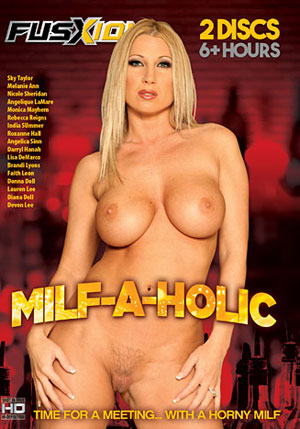 MILF-A-Holic (2 Disc Set)
