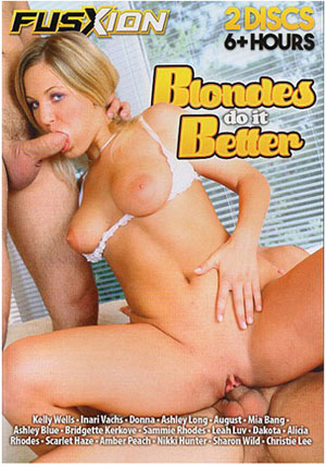 Blondes Do It Better (2 Disc Set)
