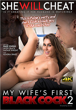My Wife's First Black Cock 2