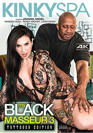 My Black Masseur 3: Tattooed Edition