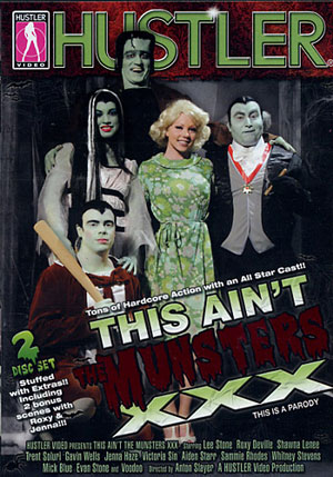 This Ain't The Munsters XXX (2 Disc Set)