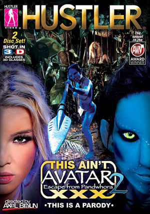 This Ain't Avatar XXX 2 3D: Escape From Pandwhora (2 Disc Set)