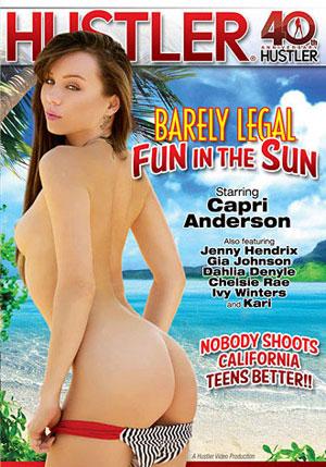 Barely Legal: Fun In The Sun