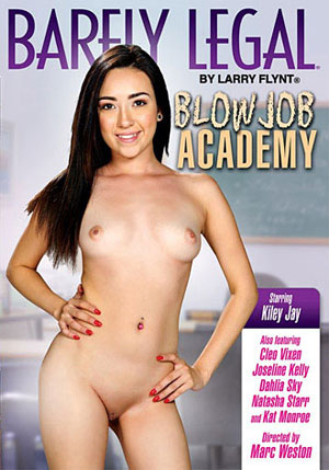 Barely Legal Blowjob Academy