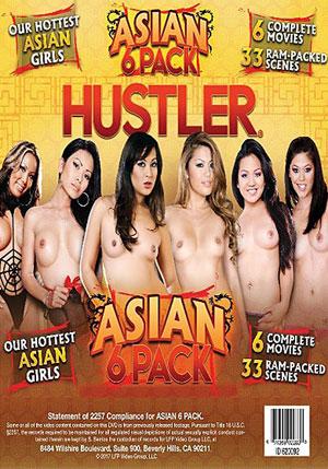 Asian 6 Pack (6 Disc Set)