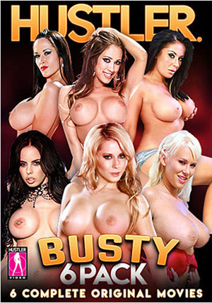 Busty 6 Pack (6 Disc Set)