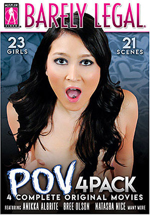 Barely Legal POV 4 Pack (4 Disc Set)