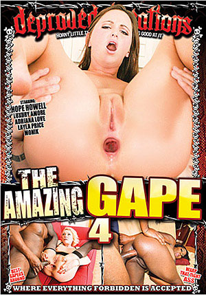 The Amazing Gape 4
