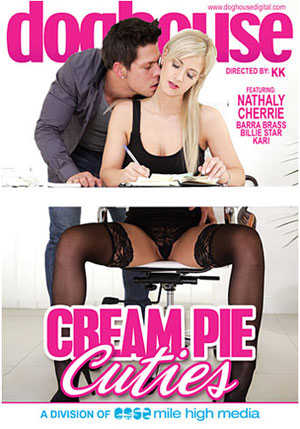 Cream Pie Cuties 1