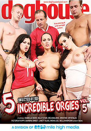 5 Incredible Orgies 5