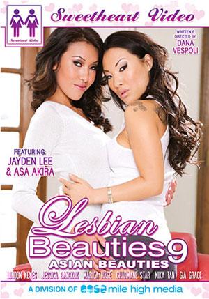Lesbian Beauties 9: Asian Beauties
