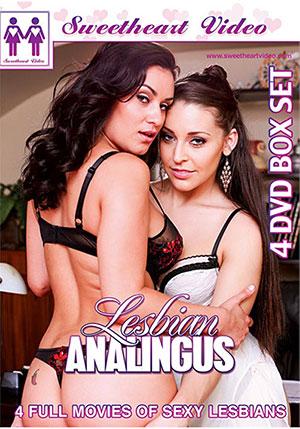 Lesbian Analingus (4 Disc Set)