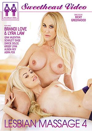 Lesbian Massage 4