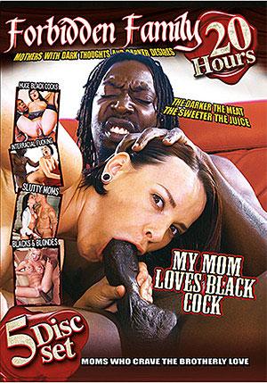 My Mom Loves Black Cock 5 Pack (5 Disc Set)