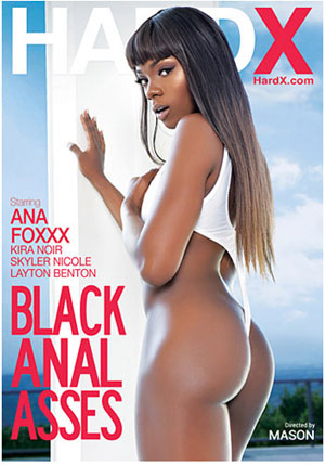Black Anal Asses 1