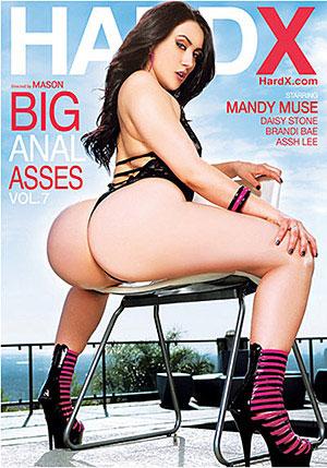 Big Anal Asses 7